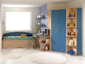 Kid's & Teenagers Rooms AQUA 005