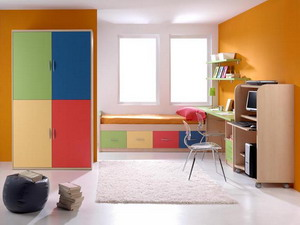 Kid's & Teenagers Rooms AZOR aqua 023