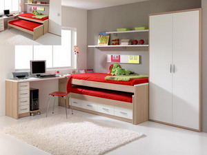 Kid's & Teenagers Rooms AZOR aqua 026
