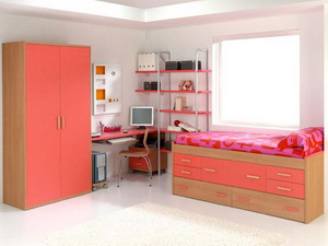 Kid's & Teenagers Rooms AZOR aqua 042