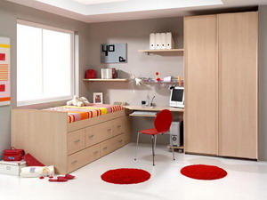 Kid's & Teenagers Rooms AZOR aqua 101